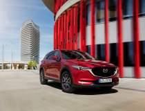 Mazda se apropie de pragul de...