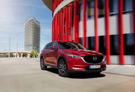 Mazda se apropie de pragul de 2.000 de unitati livrate anual in Romania