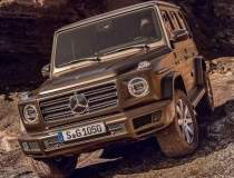 Cum arata noul Mercedes Clasa G