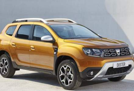 Vanzarile Dacia au cunoscut un salt puternic anul trecut in Germania