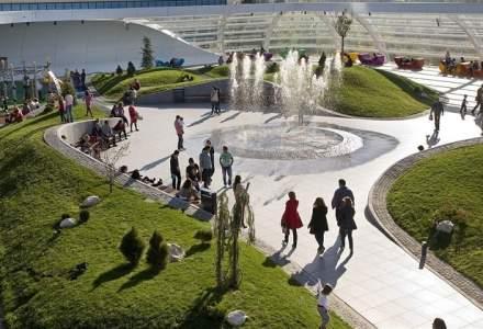 Ce se intampla cu extensia mall-ului Promenada si care sunt planurile NEPI Rockcastle in 2018?
