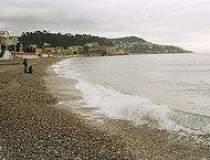 Plajele mediteraneene risca...