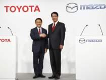 Toyota si Mazda fac o fabrica...