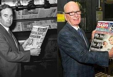 Murdoch a lansat Sun on Sunday, tabloidul care inlocuieste News of the World [VIDEO]