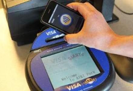 Visa si Vodafone bat palma pentru a introduce plata prin smartphone in Europa