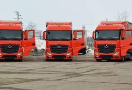 Mercedes-Benz Trucks: Piata de camioane va creste cu 5-10% anul acesta