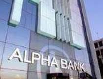 Alpha Bank Romania raporteaza...