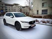 Test cu noul SUV CX-5 si cel...