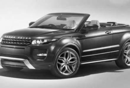 Range Rover testeaza piata cu un SUV decapotabil