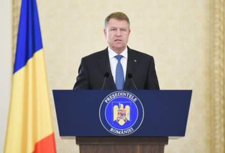 Klaus Iohannis: L-am desemnat pe Mihai Fifor interimar la conducerea guvernului