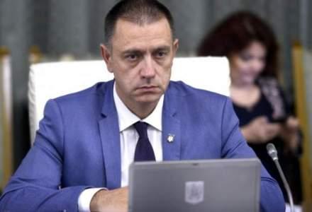 Premierul interimar Mihai Fifor a semnat demiterea sefului Politiei Romane, chestorul Bogdan Despescu