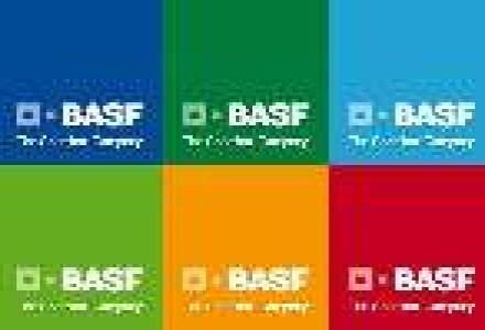 Vanzarile BASF au crescut cu 20%, in prima jumatate a anului