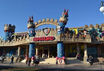 Superland Brasov: cum arata cel mai mare loc de joaca pentru copii din Romania