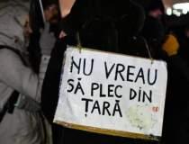 Romania se revolta: M-am...