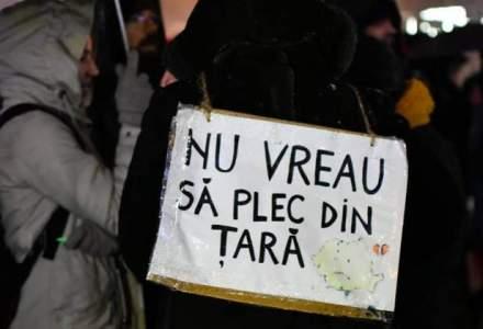 Protest matinal impotriva legilor justitiei, la Targu Mures; protestatarii au plecat spre Bucuresti