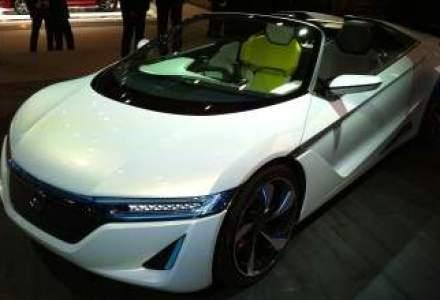 GENEVA LIVE: Honda dezvaluie conceptul EV-Ster si CR-V