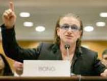 Bono, solistul U2 , a...