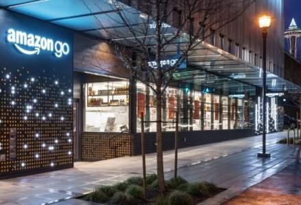 Amazon Go, primul magazin din lume in care nu platesti la casa, ci cu telefonul