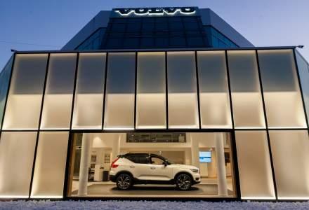 Primus Auto a investit 1 MIL. euro intr-un nou concept de showroom & service pentru marca Volvo