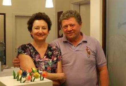 A venit sa studieze in Romania, iar acum construieste o retea de stomatologie de lux
