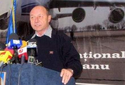 """Ce a spus Basescu dupa vizita pe o nava """"ca in Star Trek"""""""