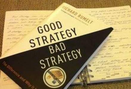 Cartea saptamanii: Good Strategy/Bad Strategy [VIDEO]