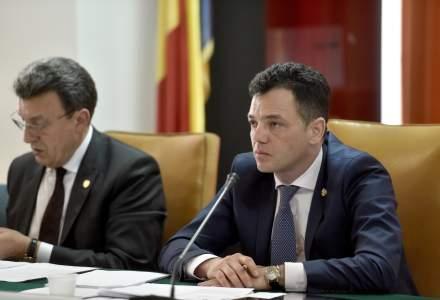 Cine este Stefan-Radu Oprea, propus pentru Ministerul Mediului de Afaceri, Comert si Antreprenoriat