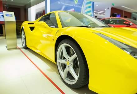 A fost inaugurat showroom-ul Ferrari din Romania, unul dintre cele mai mari din lume