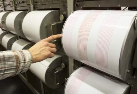 Doua cutremure au avut loc sambata dimineata in judetele Vrancea si Galati
