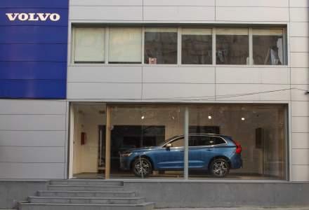 Volvo redeschide anul acesta cel de-al doilea showroom din Bucuresti