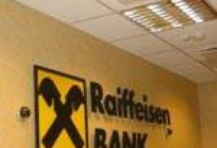 Raiffeisen Bank, profit net de 17,5 mil. euro in primul semestru