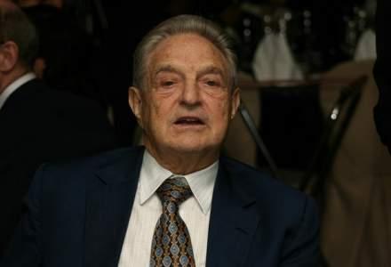 George Soros condamna Facebook si Google: reglementarea si impozitarea le vor slabi pozitia