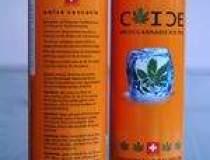 Cannabis Ice-Tea a fost...