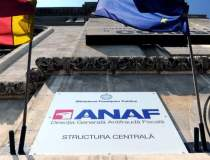 ANAF anunta incasari peste...