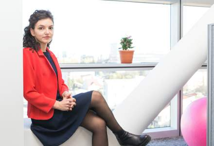 "Ruxandra Burtica, Adobe: ""Vreau sa lucrez la produse care ajung in mainile a milioane de oameni"""