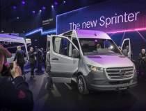 Noul Mercedes-Benz Sprinter a...