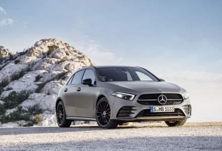 Noul Mercedes-Benz Clasa A va fi disponibil din martie