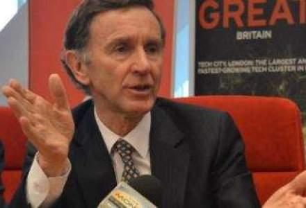 Lord Green: Marea Britanie a pierdut teren in fata competitorilor in privinta oportunitatilor din Romania