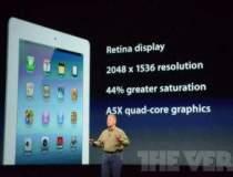 Lansarea iPad 3 ridica...