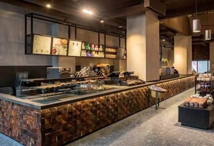 O noua cafenea Starbucks s-a deschis in Bucuresti