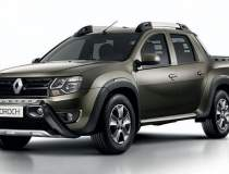 Dacia Duster Oroch: in curand...