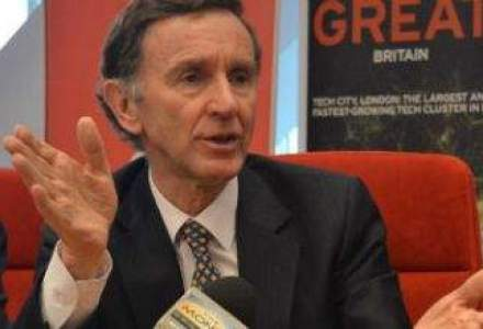 Lord Green: Investitorii britanici nu stiu bine oportunitatile din Romania
