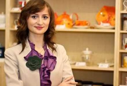 Ceai cu pictura si business: Cum vrea o tanara din mediul corporate sa intre pe piata ceainariilor