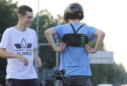 """Liceenii """"Tech&Roll"""": tinerii creativi care vor sa promoveze spiritul inovator al generatiei lor"""