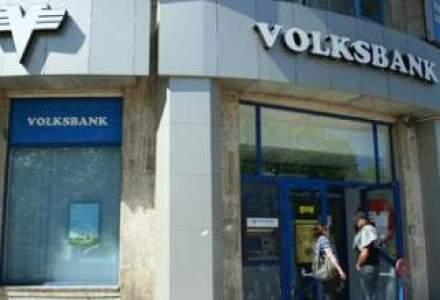 Volksbank a lansat un serviciu de alerte prin SMS