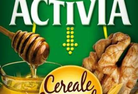 Incepe ofensiva lansarilor de produse: Danone scoate la vanzare 4 noi sortimente de iaurt