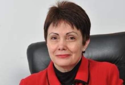Aurelia Cionga este noul presedinte al Raiffeisen Banca pentru Locuinte