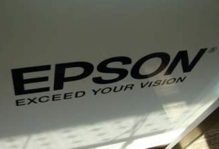 Epson vrea afaceri de 9 mil. euro in 2012