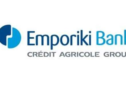 Emporiki Bank se leapada de imaginea de banca greceasca