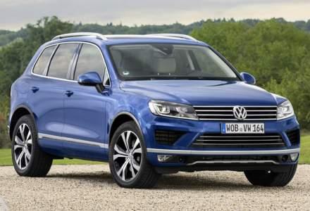 Recall dupa ce Volkswagen a fost prinsa ca manipuleaza testele de emisii: aproape 1.500 de unitati VW Touareg din Romania vor fi chemate in service pentru actualizarea softului